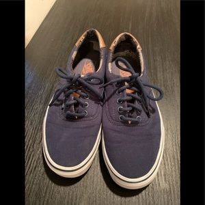 Vans sneakers Men size 9.5 Navy